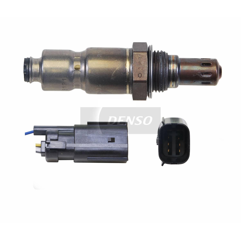 Fuel Ratio Sensor-Direct Fit 5-Wire Wideband A//F Sensor NGK 24387 Air